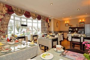 College Crest House, Bed & Breakfast  Galway - big - 12