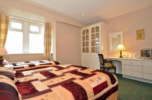 College Crest House, Bed & Breakfast  Galway - big - 10
