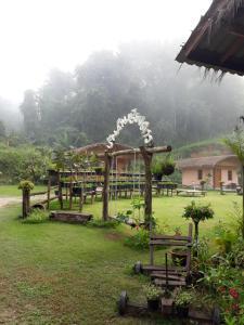 Baan Din Chiang Dao, Penzióny  Chiang Dao - big - 42