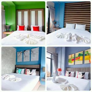 Samkwan Village, Hotels  Bangsaen - big - 20