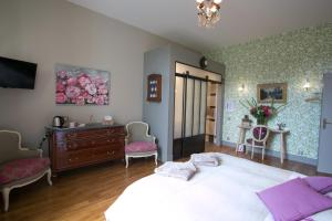 B&B Vassy Etaule, Bed & Breakfast  Avallon - big - 36