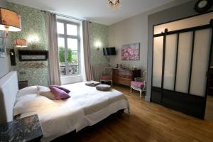 B&B Vassy Etaule, Bed & Breakfast  Avallon - big - 10