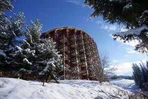 Hotel Mercure - Les Arcs 1800, Hotel  Arc 1800 - big - 17