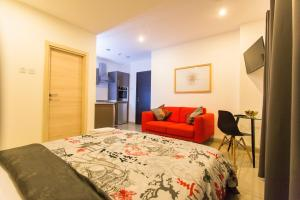 Accra Luxury Apartments, Appartamenti  Accra - big - 52