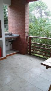 Cabañas Entreverdes, Lodge  Villa Gesell - big - 5