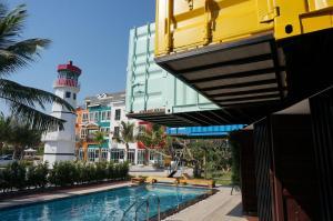 Chaamaran Boutique Hotel, Resorts  Cha-am - big - 57