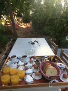 Patmos Villas, Ferienwohnungen  Grikos - big - 161