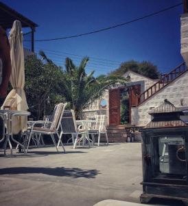Patmos Villas, Апартаменты  Грикос - big - 180