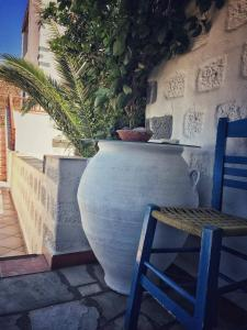 Patmos Villas, Апартаменты  Грикос - big - 179