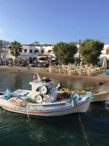 Patmos Villas, Ferienwohnungen  Grikos - big - 174