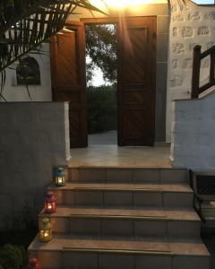 Patmos Villas, Апартаменты  Грикос - big - 172