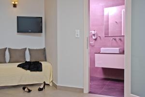 Xenia Hotel, Отели  Наксос - big - 3