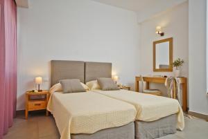 Xenia Hotel, Отели  Наксос - big - 21