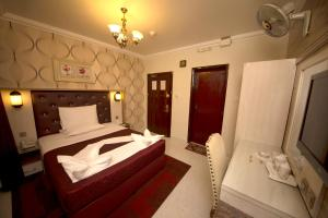 Sutchi Hotel, Отели  Дубай - big - 17