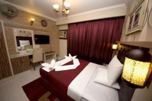 Sutchi Hotel, Hotely  Dubaj - big - 14
