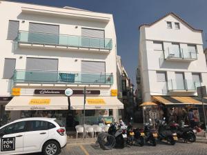 Rosa House, Apartmanok  Nazaré - big - 3