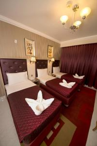 Sutchi Hotel, Отели  Дубай - big - 25