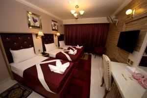 Sutchi Hotel, Отели  Дубай - big - 45