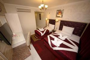 Sutchi Hotel, Отели  Дубай - big - 27