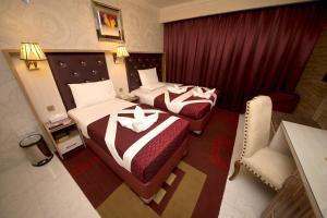 Sutchi Hotel, Hotely  Dubaj - big - 42