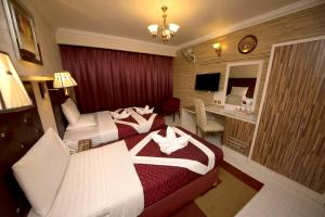 Sutchi Hotel, Отели  Дубай - big - 28