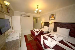 Sutchi Hotel, Hotely  Dubaj - big - 38