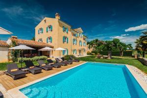 Villa Stanzia Cocci