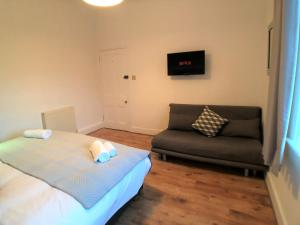 Greenview, 3 Bed Apartment, Appartamenti  Peterhead - big - 24