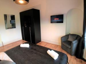 Greenview, 3 Bed Apartment, Appartamenti  Peterhead - big - 22