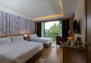 GLOW Ao Nang Krabi, Hotel  Ao Nang Beach - big - 19