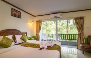 Aonang Silver Orchid Resort, Szállodák  Aunang-part - big - 19