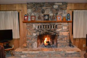23 Arnett's Cabin, Holiday homes  Wawona - big - 7