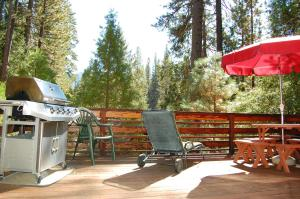 65 Sparrow's Nest, Holiday homes  Wawona - big - 4