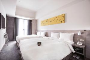 CityInn Hotel Plus- Fuxing North Road Branch, Hotely  Tchaj-pej - big - 13