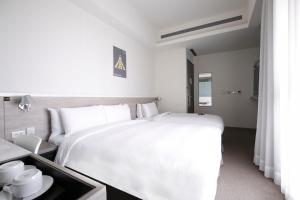 CityInn Hotel Plus- Fuxing North Road Branch, Hotely  Tchaj-pej - big - 6