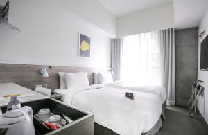 CityInn Hotel Plus- Fuxing North Road Branch, Hotely  Tchaj-pej - big - 34