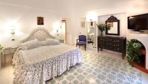 Hotel Villa Brunella, Отели  Капри - big - 18