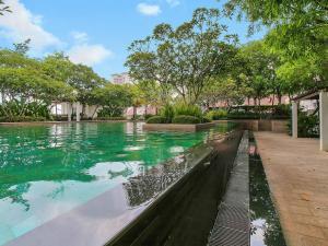 Home-Suites in Straits Quay, Penang, Apartmanok  Tanjung Bungah - big - 23