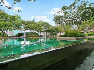 Home-Suites in Straits Quay, Penang, Апартаменты  Танджунг-Бунга - big - 22