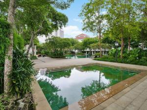 Home-Suites in Straits Quay, Penang, Апартаменты  Танджунг-Бунга - big - 21
