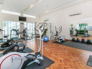 Home-Suites in Straits Quay, Penang, Апартаменты  Танджунг-Бунга - big - 16