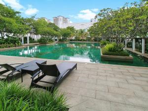 Home-Suites in Straits Quay, Penang, Апартаменты  Танджунг-Бунга - big - 17