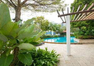 Home-Suites in Straits Quay, Penang, Apartmanok  Tanjung Bungah - big - 15