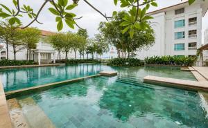 Home-Suites in Straits Quay, Penang, Апартаменты  Танджунг-Бунга - big - 13
