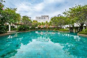 Home-Suites in Straits Quay, Penang, Apartmanok  Tanjung Bungah - big - 11