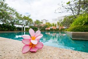 Home-Suites in Straits Quay, Penang, Апартаменты  Танджунг-Бунга - big - 10