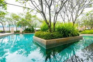 Home-Suites in Straits Quay, Penang, Апартаменты  Танджунг-Бунга - big - 8