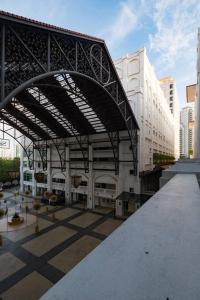 Home-Suites in Straits Quay, Penang, Апартаменты  Танджунг-Бунга - big - 9