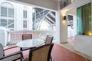 Home-Suites in Straits Quay, Penang, Апартаменты  Танджунг-Бунга - big - 7