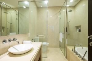 Home-Suites in Straits Quay, Penang, Apartmanok  Tanjung Bungah - big - 5